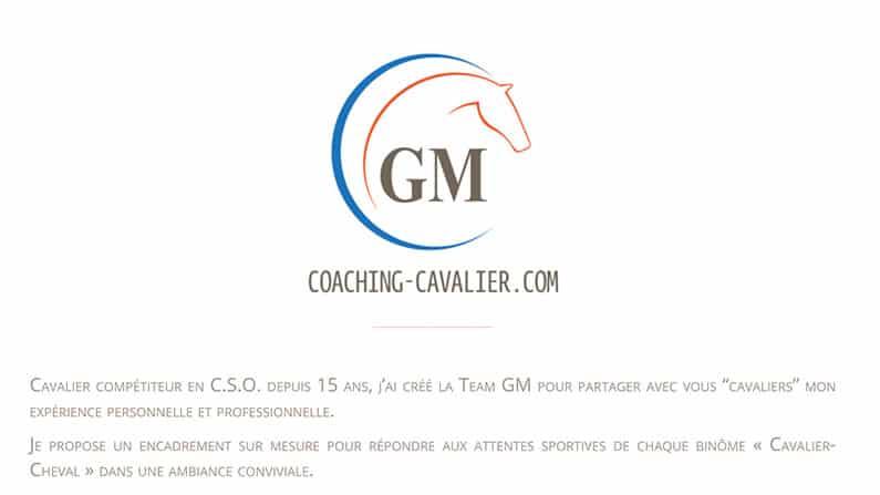 Site web Coaching-cavalier.com