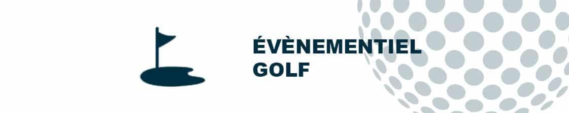 évènement golf