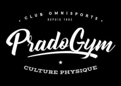 Site internet de la salle PradoGym